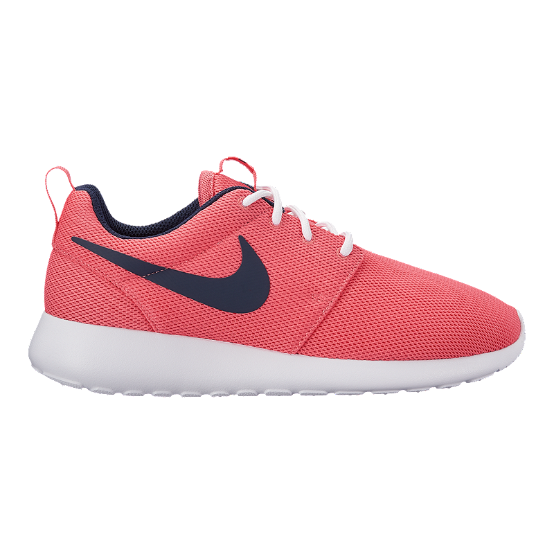 half off f8329 bbd2d Nike Women s Roshe One Shoes - Sea Coral Obsidian White   Sport Chek