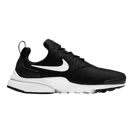 best service 42771 f1c44 Nike Women s Presto Fly Shoes - Black White   Sport Chek
