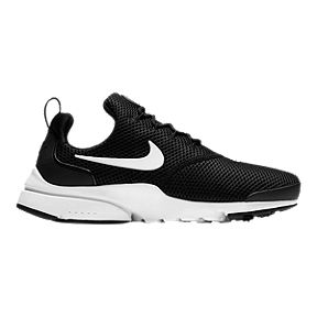 49059b34ef0045 Nike Women s Presto Fly Shoes - Black White
