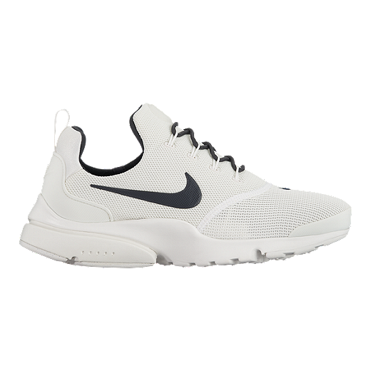 size 40 9d6e6 e5579 Nike Women's Presto Fly Shoes - White/Anthracite