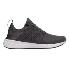 New Balance Women's Freshfoam Cruz Running Shoes - Grey/Black