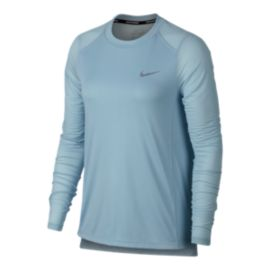 Nike Women's Miler Long Sleeve Running Shirt