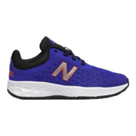 New Balance Kids' Fresh Foam Kaymin Grade School Shoes - Royal/Black