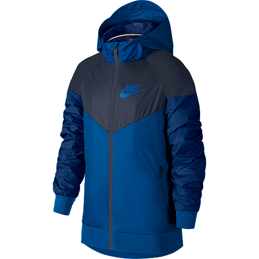 3265c5f9226a Nike Sportswear Boys  HD Windrunner Jacket
