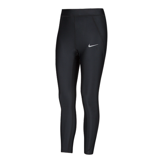 bee074a85f1 Nike Women s Power Speed 7 8 Running Tights - BLACK