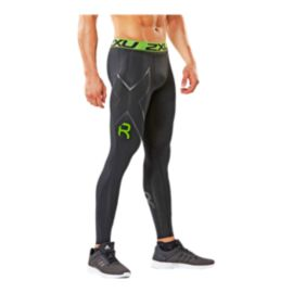 2XU Men's Refresh Recovery Compression Tights - Tall