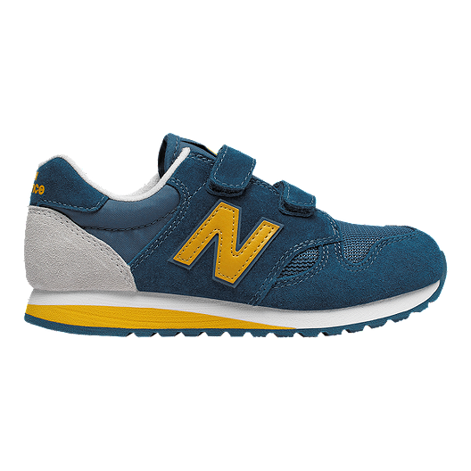 sports shoes 9b45f dbec4 New Balance Kids  520 Grade School Shoes - Blue Yellow   Sport Chek