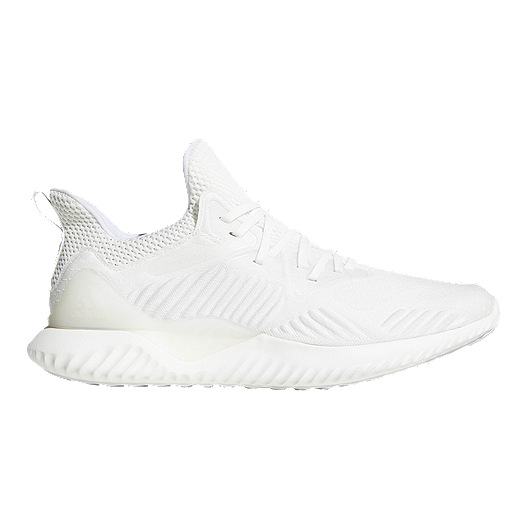cd1c071d7c7a adidas Men s AlphaBounce Beyond Running Shoes - White
