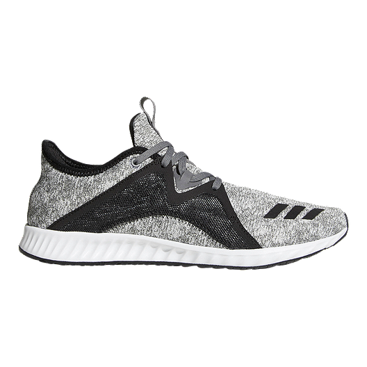 28525d4f6 adidas Women s Edge Lux 2 Running Shoes - Grey Black White