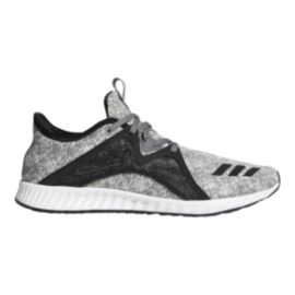adidas Women's Edge Lux 2 Running Shoes - Grey/Black/White