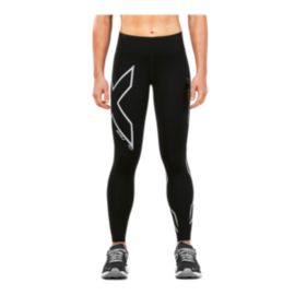 2XU Women's Mid Rise Heat Compression Tights