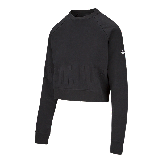 76732fc87bf Nike Women's Versa Just Do It Long Sleeve Shirt | Sport Chek
