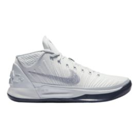 Nike Men's Kobe A.D. Basketball Shoes - Grey/Platinum