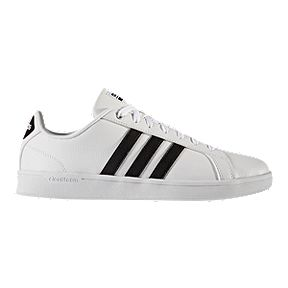 sports shoes 7228f 9cd97 adidas Mens CloudFoam Advantage Shoes - WhiteBlack