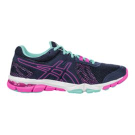 ASICS Women's Gel Craze TR 4 Training Shoes - Blue/Pink