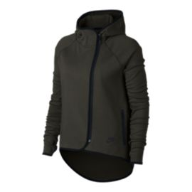 Nike Sportswear Women's Tech Fleece Full Zip Hooded Cape
