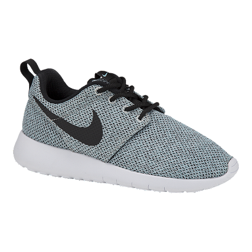 brand new 366b5 2647d Nike Girls' Roshe One TX Grade School Shoes - Aqua