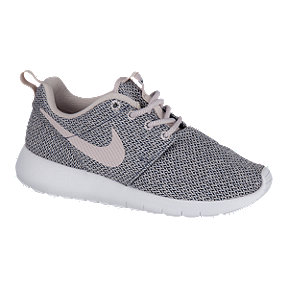 Nike Girls' Roshe One TX Grade School Shoes - Barely Rose