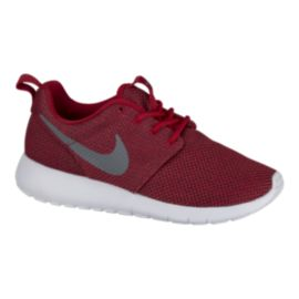 Nike Kids' Roshe One TX Grade School Shoes - Red/White
