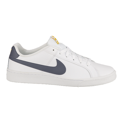 finest selection bdfdb 6cc66 Nike Men s Court Royale Shoes - White Carbon - WHITE LT CARBON VIVID