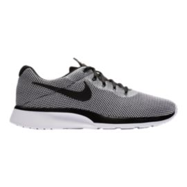 Nike Men's Tanjun Racer Shoes - Black/White
