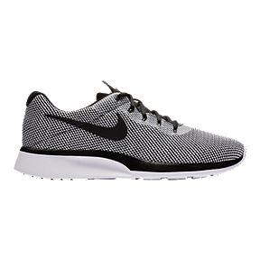 d5ab00007bc Nike Men s Tanjun Racer Shoes - Black White