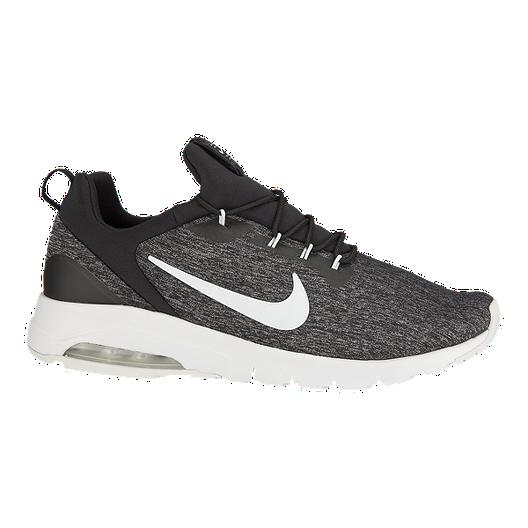 9658510f2438 Nike Men s Air Max Motion Racer Shoes - Black Platinum