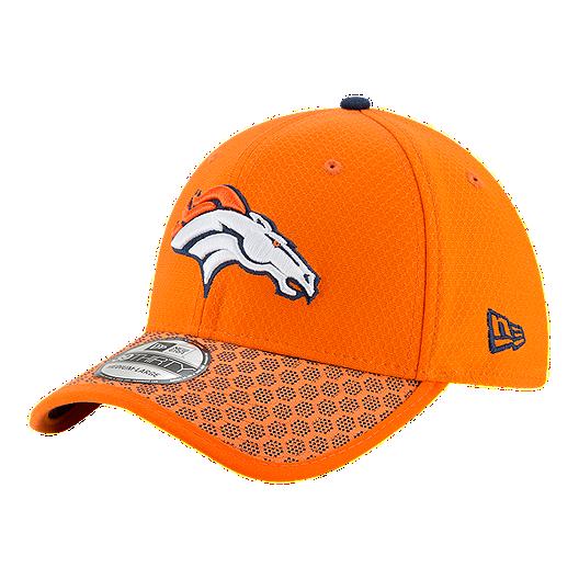 detailing 1646f f88ad Denver Broncos New Era Official 3930 On Field Hat   Sport Chek
