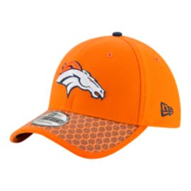 Denver Broncos New Era Official 3930 On Field Hat