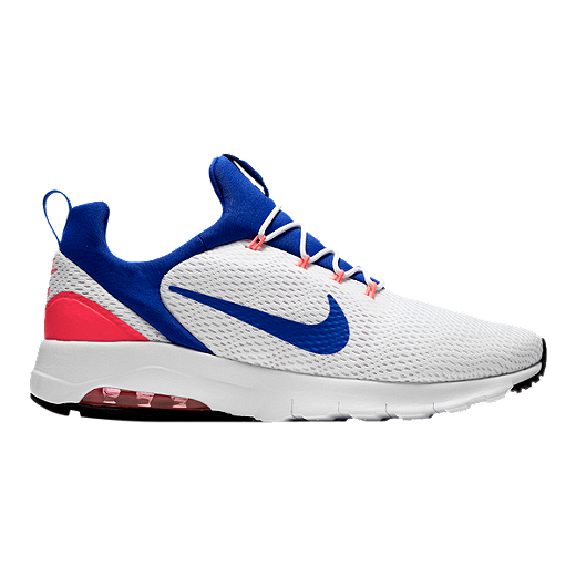 Max Nike Racer Shoes Men's WhitemarinesolarSport Motion Chek Air OPiXkuZ
