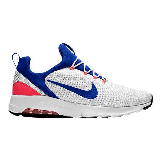 check out 436fa c0f69 Nike Men s Air Max Motion Racer Shoes - White Marine Solar   Sport Chek