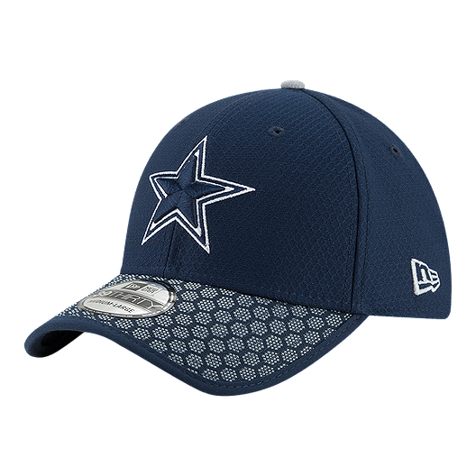 cd63824f7 Dallas Cowboys New Era Official 3930 On Field Hat | Sport Chek