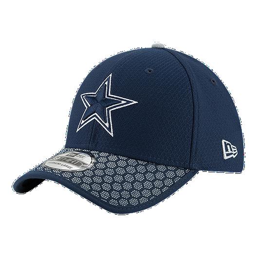 05d044d5 Dallas Cowboys New Era Official 3930 On Field Hat