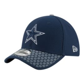 Dallas Cowboys New Era Official 3930 On Field Hat