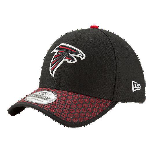 11f79c09686 Atlanta Falcons New Era Official 3930 On Field Hat