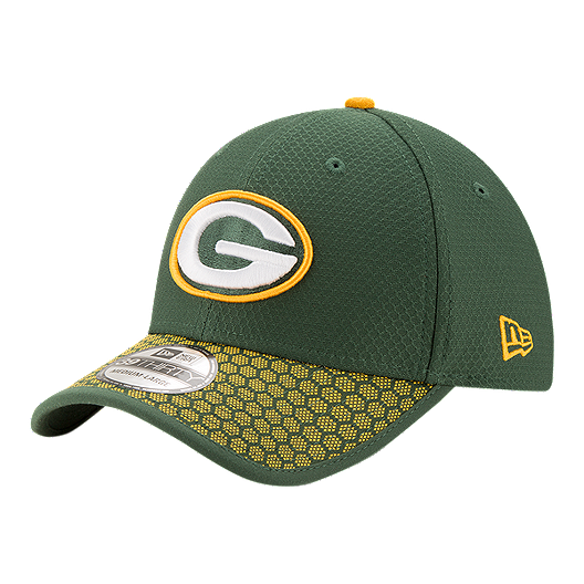dcc18f68213 Green Bay Packers New Era Official 3930 On Field Hat
