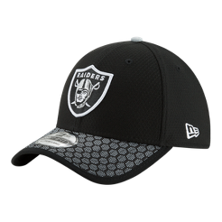 eedde89b2ce Oakland Raiders New Era Official 3930 On Field Hat