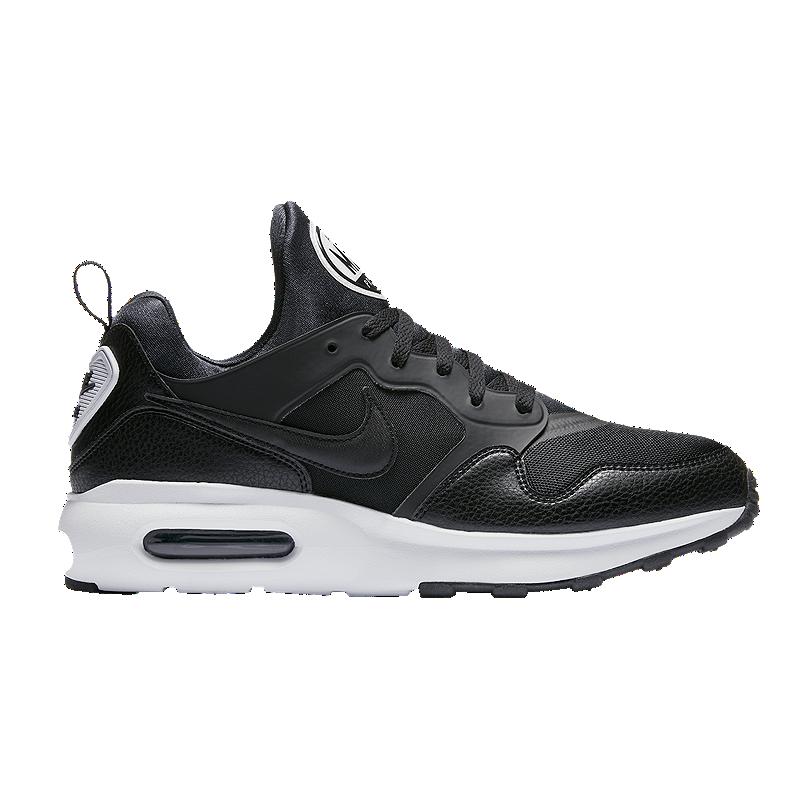 dcd17fd2ffc56 Nike Men s Air Max Prime Shoes - Black White