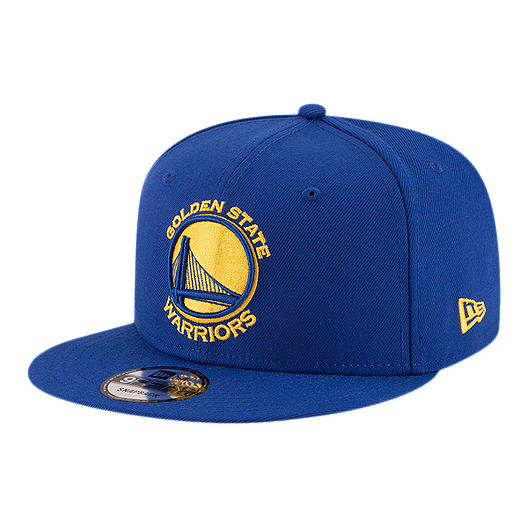 best service 7b55c 7645e Golden State Warriors New Era Stock 9Fifty Hat   Sport Chek