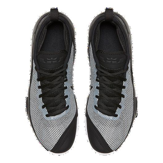 sale retailer 207d0 05a70 Nike Men s LeBron Witness II Basketball Shoes - Black White. (0). View  Description