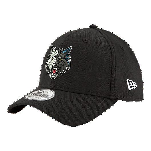 c92e21348 Minnesota Timberwolves New Era Stock 39Thirty Hat