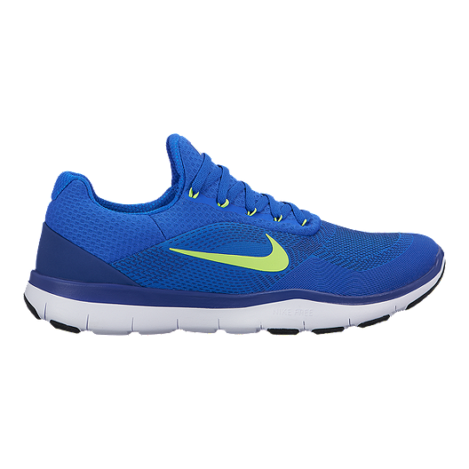 8608d3a99c96 Nike Men s Free Trainer V7 Training Shoes - Blue Volt