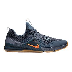 image of Nike Men's Zoom Command Training Shoes - Black/Blue/Orange with sku