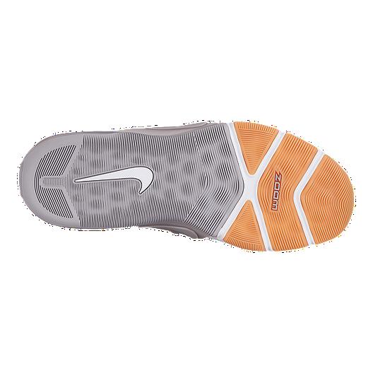 ef4ee00deb60 Nike Men s Zoom Command Training Shoes - Grey White Gum