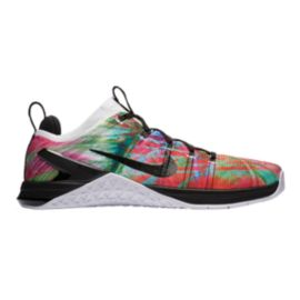 "Nike Men's Metcon DSX Flyknit 2 ""WOD Paradise"" Training Shoes - Rainbow/White"