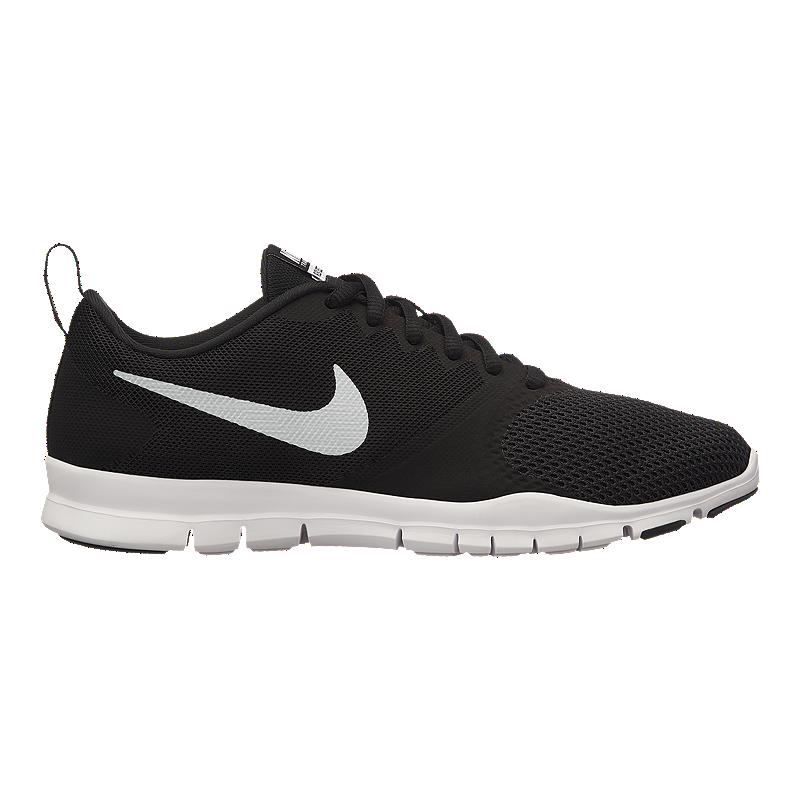 07510edd22eeb Nike Women s Flex Essential TR Training Shoes - Black White