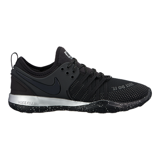 hot sale online 75523 2f8d9 Nike Women s Free TR 7 Selfie Training Shoes - Black Chrome - BLACK BLACK