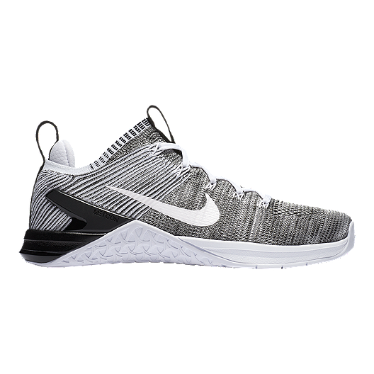 f6179ef4c506 Nike Women s Metcon DSX Flyknit 2 Training Shoes - White Black ...