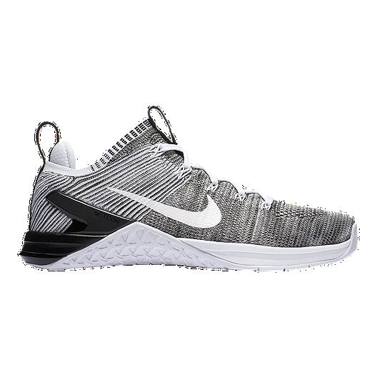 86e19e110cd6 Nike Women s Metcon DSX Flyknit 2 Training Shoes - White Black ...