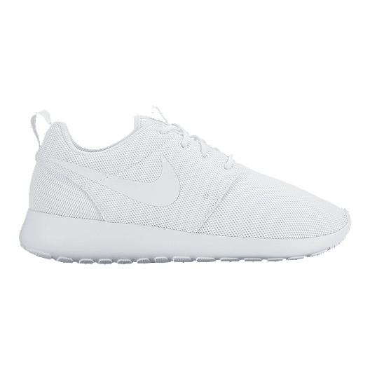audible Resaltar sentido común  Nike Women's Roshe One Shoes - White/White/Platinum | Sport Chek